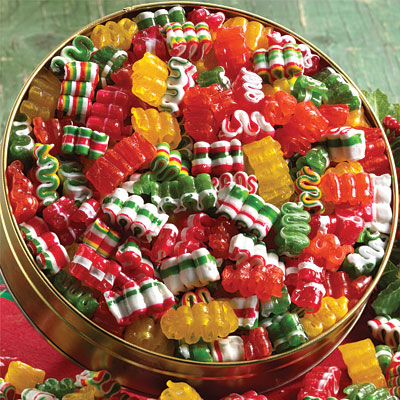 Old Fashioned Ribbon Christmas Candy Recipes